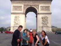 Forward-Defense-Arc de Triomphe