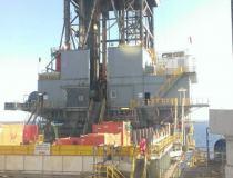 Forward-Defense-Drilling Rig