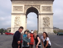 Forward-Defense-Arc de Triomphe