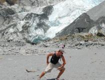 Forward-Defense-Franz Joseph Glacier
