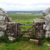 Hiking the length of the Historic Hadrian's Wall