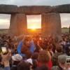 Attending the Stonehenge Summer Solstice Festival