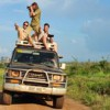 Intrepid Safaris in Murchison National Park and Chimp Trekking