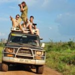 Intrepid Safaris in Murchison National Park and Chimp Trekking
