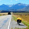 Cycle Touring through New Zealand's Stunning Alps and West Coast