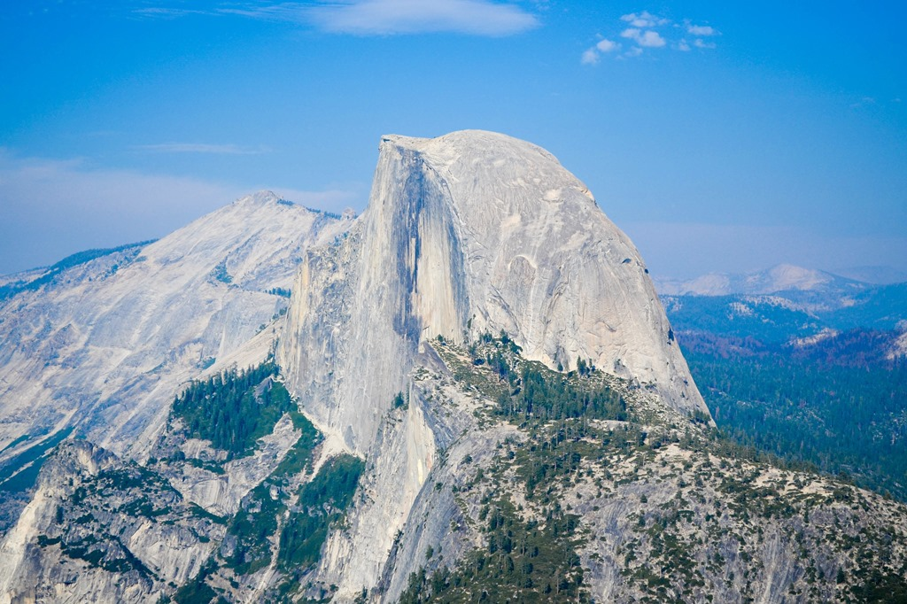 Climbing Half Dome in Yosemite National Park - Intrepid