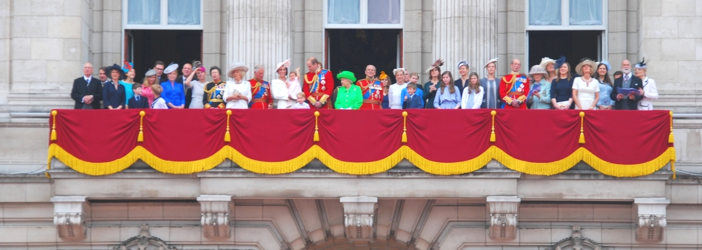 See the Royals at Trooping the Colour